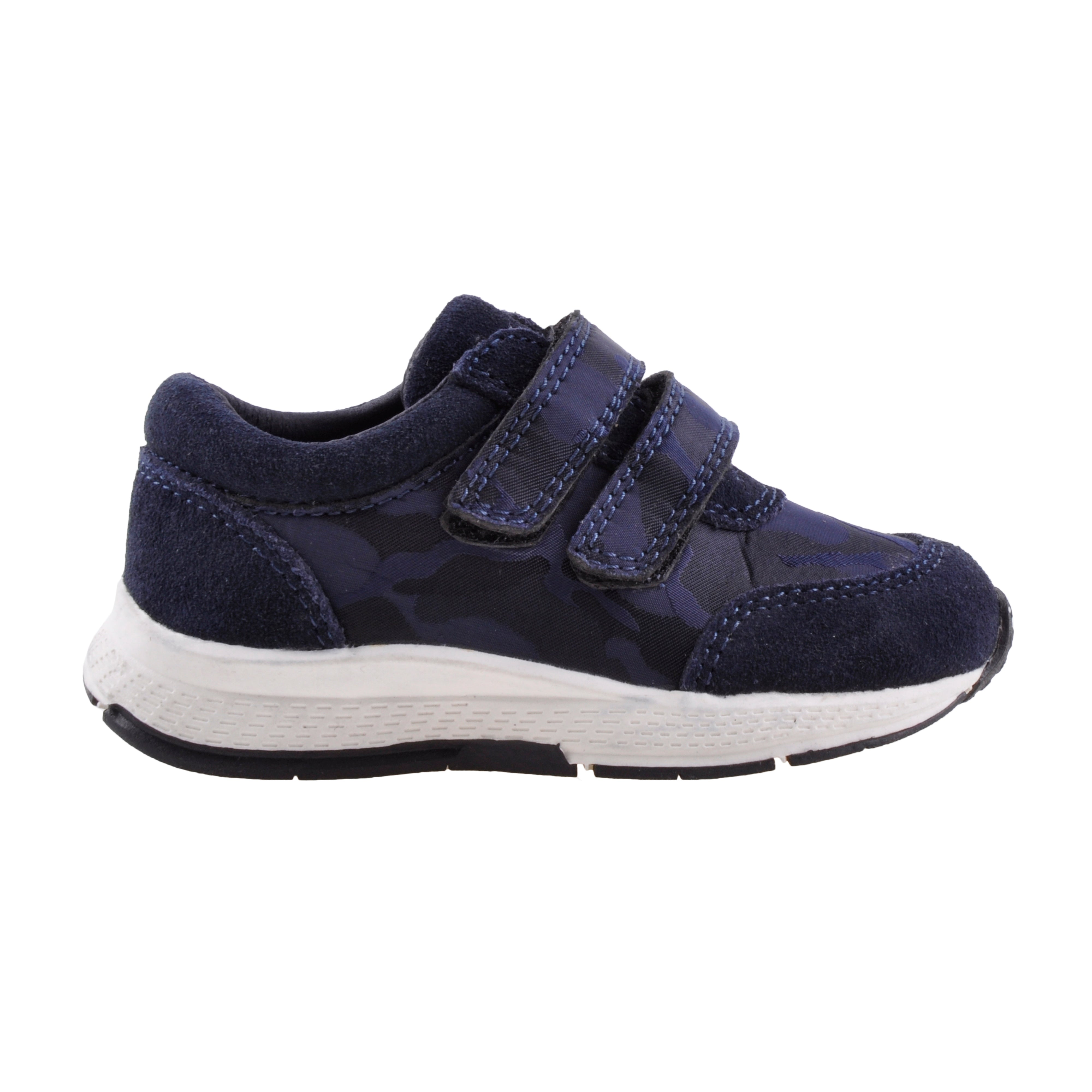 Petit by Sofie Schnoor - Sneakers m. velcro, Laurits - Blue