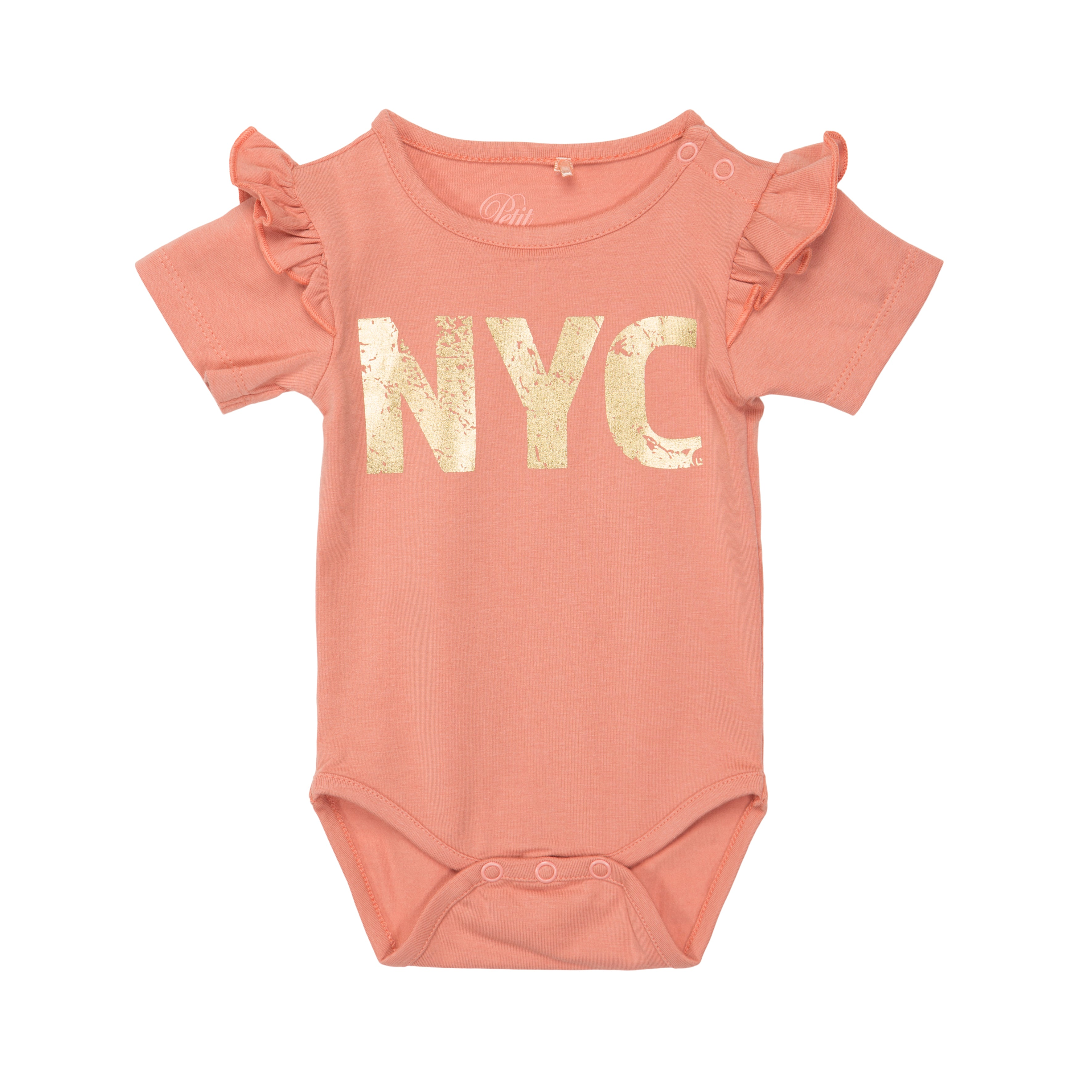 Petit by Sofie Schnoor - Body SS, Dicte NYC - Dusty Rose