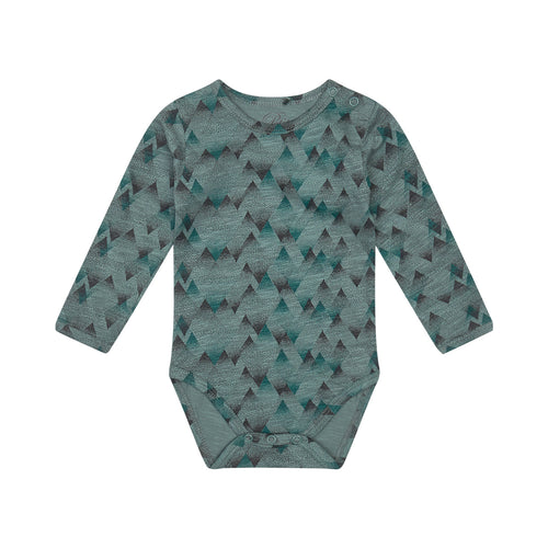 Petit by Sofie Schnoor - Body LS, August - Dusty Green