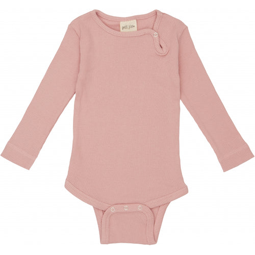 Petit Piao - Modal Body LS - Rose