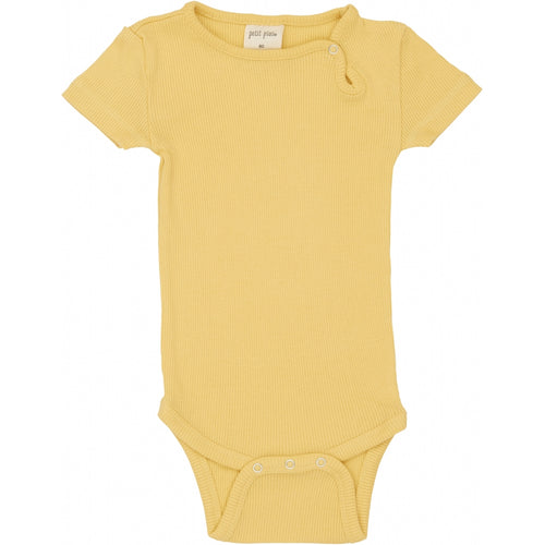 Petit Piao - Modal Body SS - Yellow
