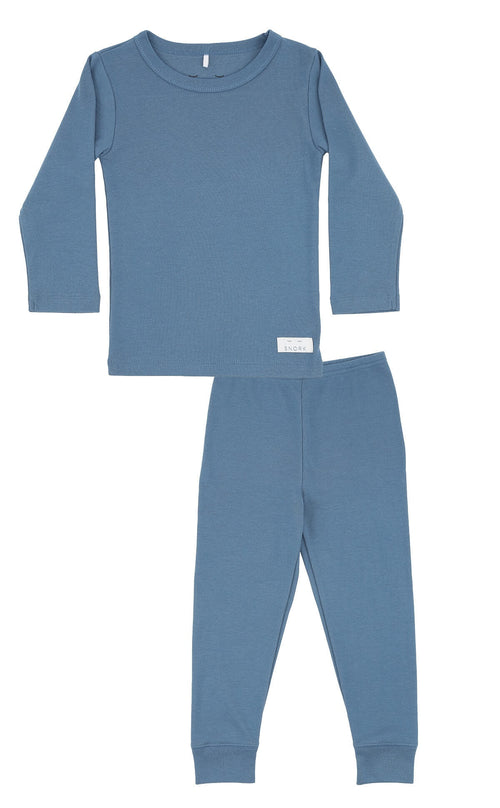 SNORK Copenhagen - Pyjamas - Dusty Blue