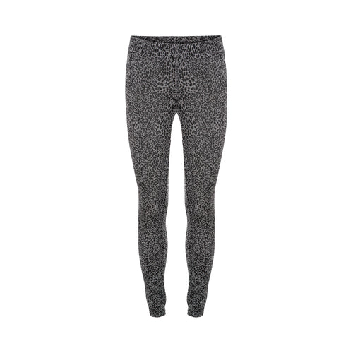 Sofie Schnoor - Leggings, Cherry - Silver