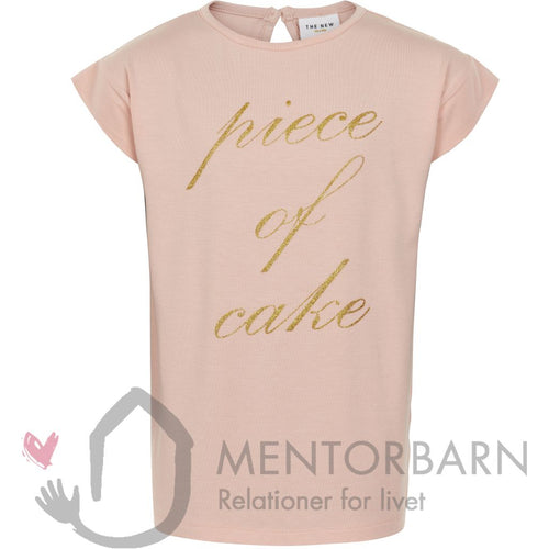 THE NEW - Mentor SS Tee (TN2148) - Adobe Rose