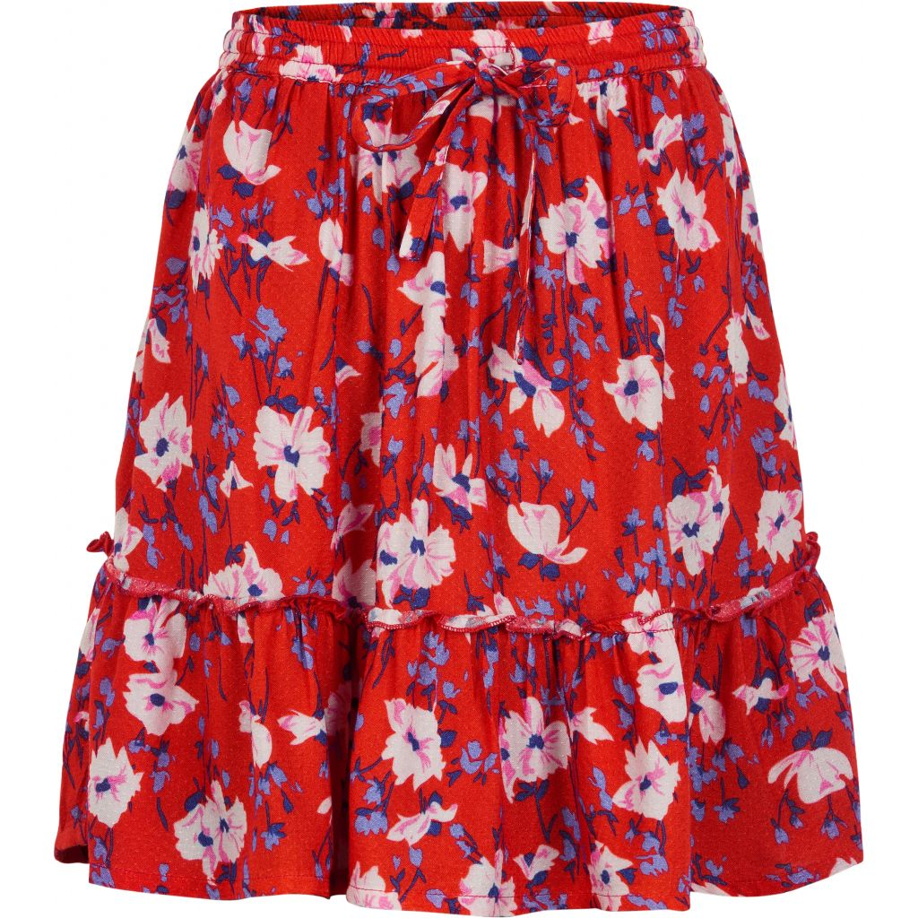 THE NEW - Kaktus Skirt (TN2267) - Tomato