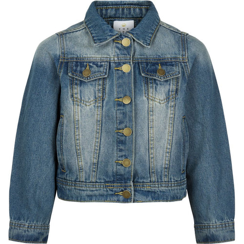 THE NEW - Karyn Denim Jacket (TN2295) - Light Blue Denim