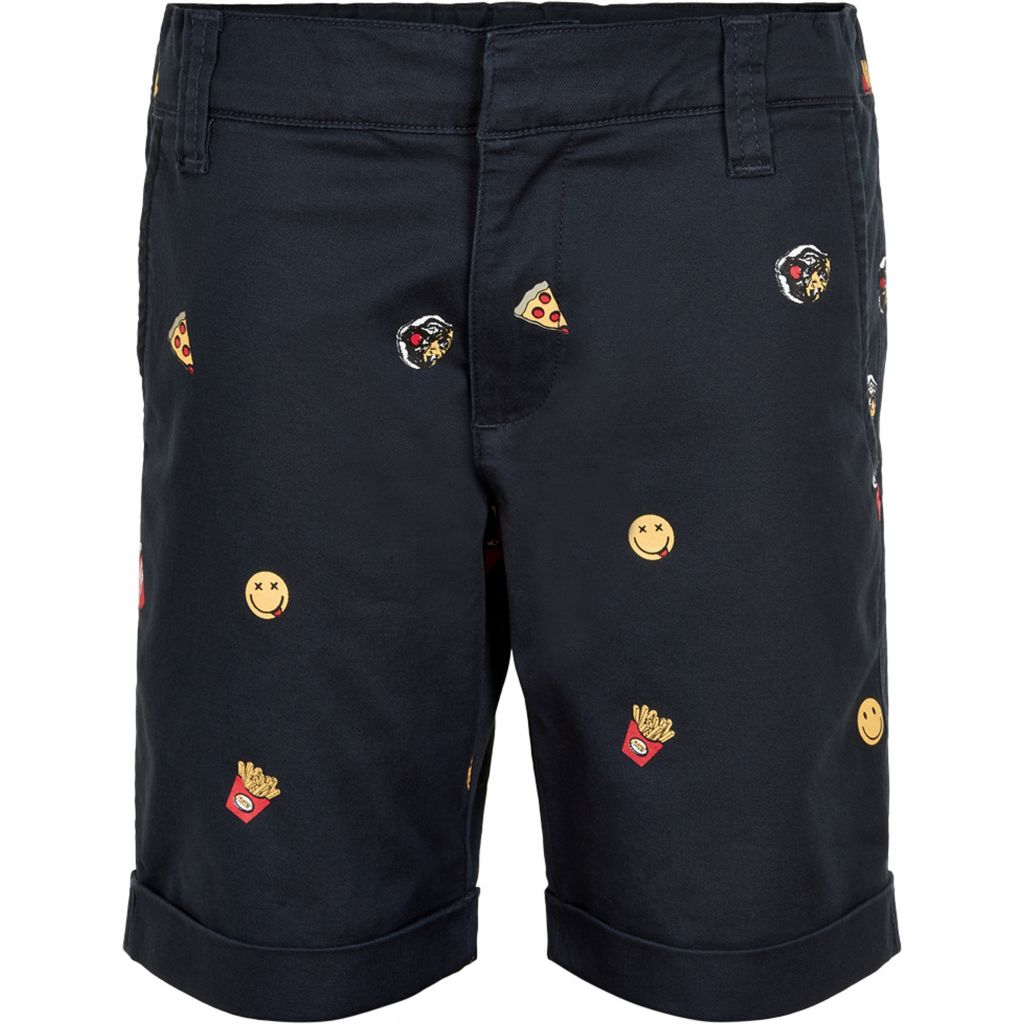THE NEW - Lomo Chino Shorts (TN2315) - Black Iris (mørk blå)