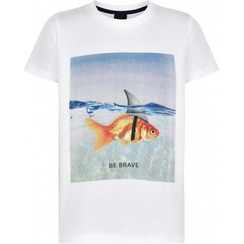 THE NEW - Pacen Tee SS (TN2971) - Bright White