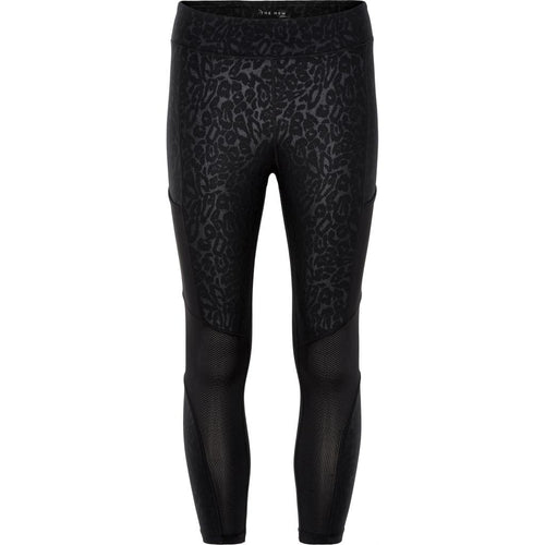 THE NEW Pure - Pure Leo Capri Tights Woman (TNP1008W) - Black