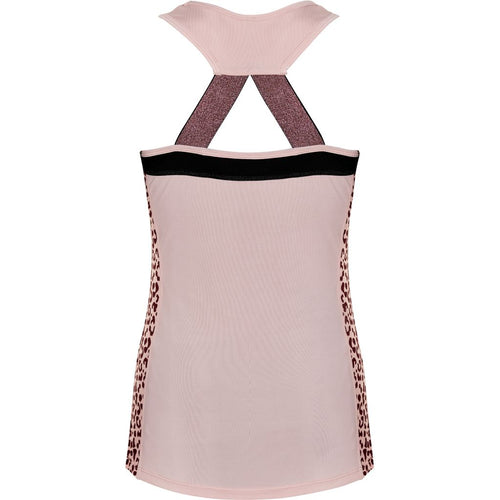 THE NEW Pure - Pure Leo Block Tanktop Woman (TNP1010W) - Adobe Rose