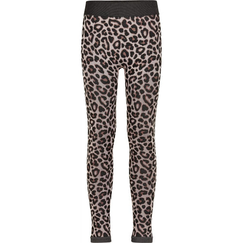 THE NEW Pure - Pure Cheetah Leggings Woman (TNP1062W) - Adobe Rose