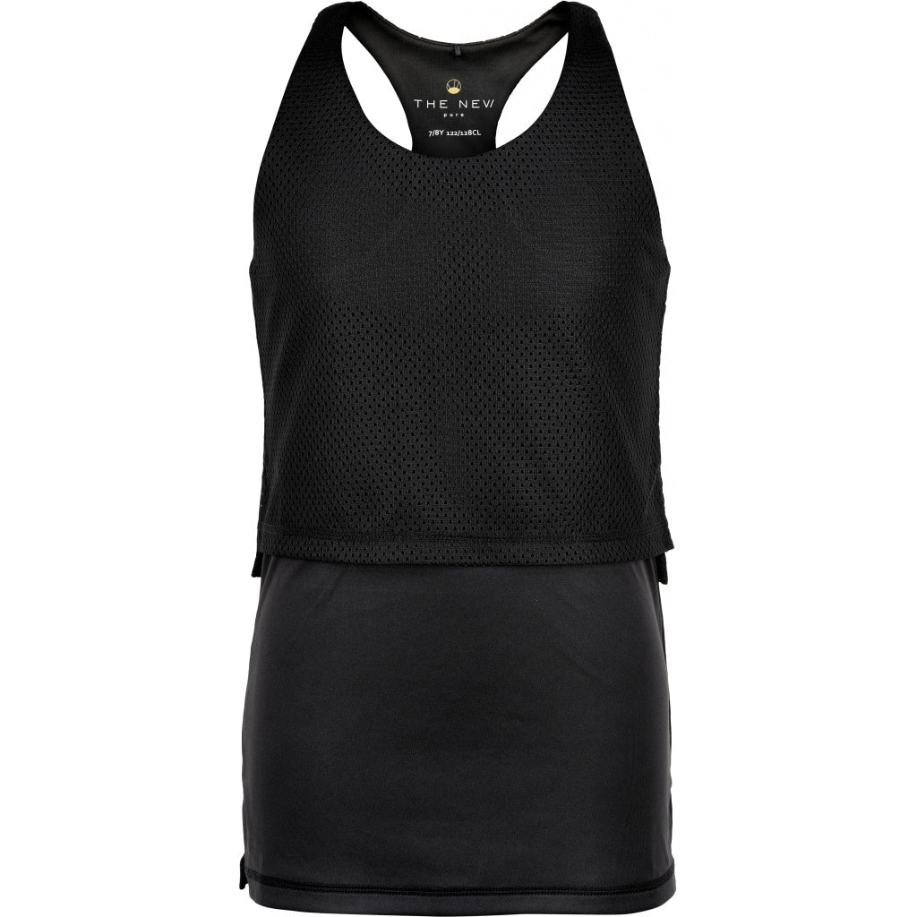 THE NEW Pure - Pure Motion Tanktop (TNP1082) - Black