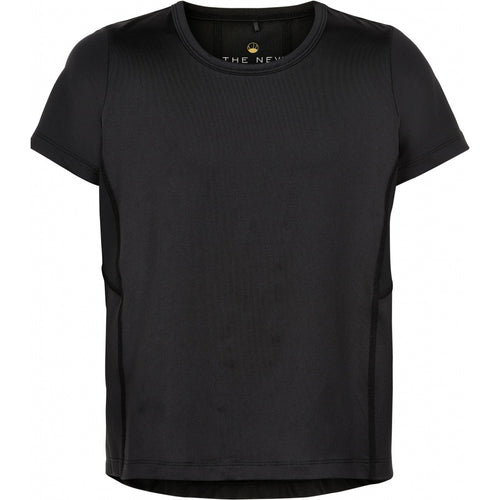 THE NEW Pure - Pure Obba SS Tee Woman (TNP1136) - Black