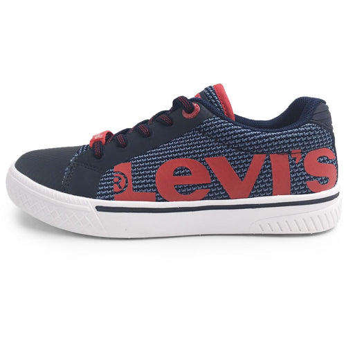 Levi's - Future Mega Elastic Lace - Navy Red