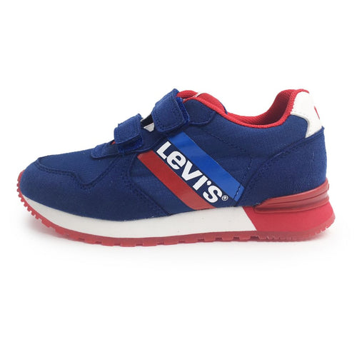 Levi's - Springfield Velcro - Royal Blue Red