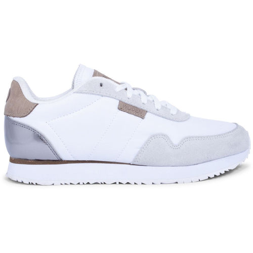 Woden - Sneakers, Nora II - Bright White