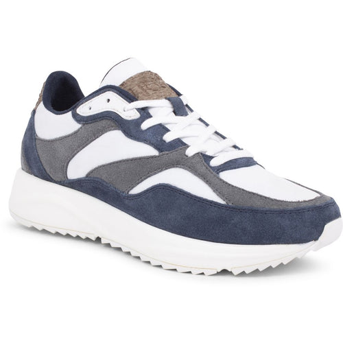 Woden - Sneakers, Sophie - Bright White / Navy