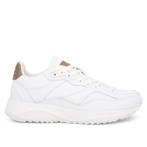 Woden - Sneakers, Sophie Leather - Bright White
