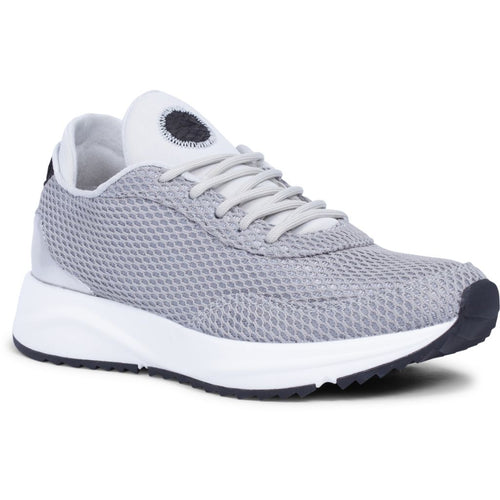 Woden - Sneakers, Thea Mesh - Sea Fog Grey