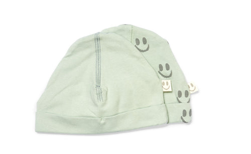 HAPPY little FACE - Hue, Bali - Forest Green (2 pak)