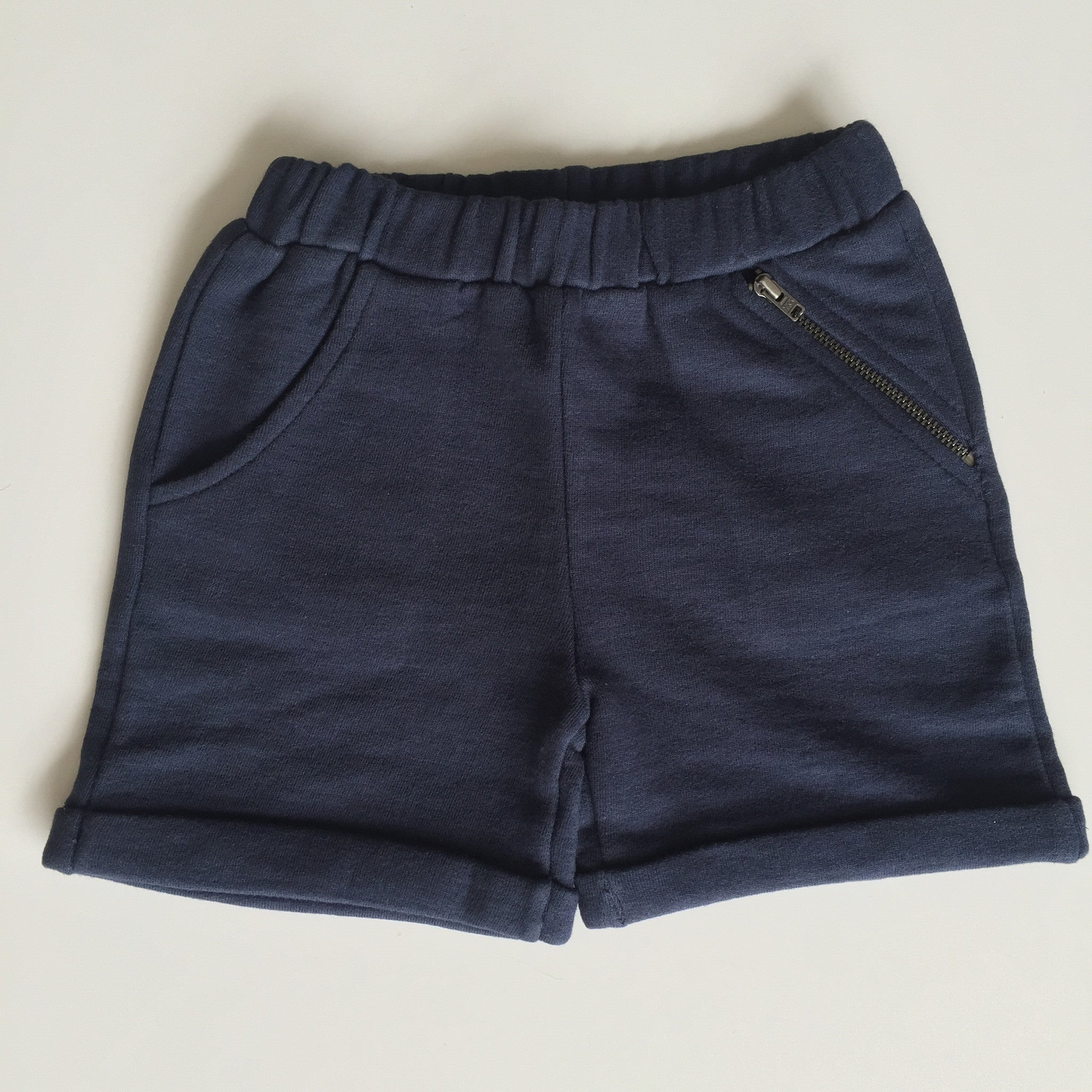 byClaRa - Arda Shorts - Blue Nights
