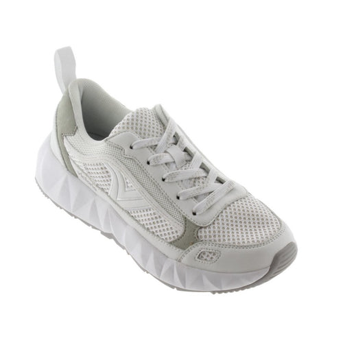 Victoria Shoes - Monochrome Arista Sneaker - Blanco