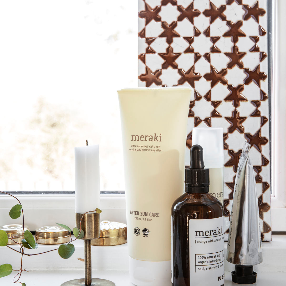 Meraki - After Sun Lotion - 200 ml.