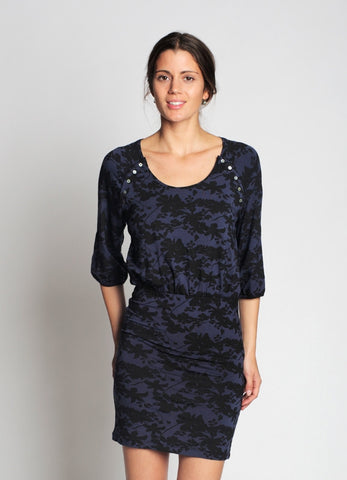 Zuzan Printed Nursing dress