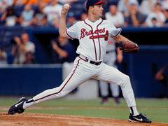 Greg Maddux Throwing Motion