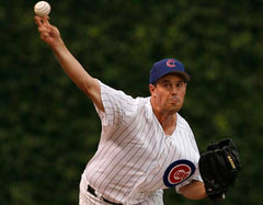 Greg Maddux Throwing Fully Extended