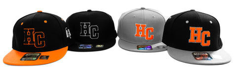 HeadCoach Snapback Baseball Cap Available In 4 Colors