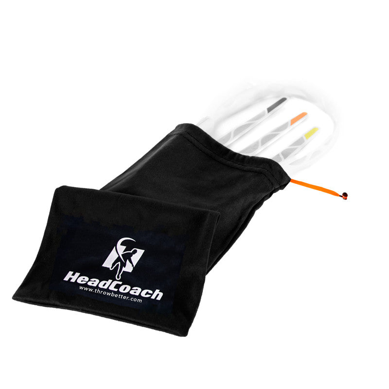 HeadCoach Drawstring Carrying Pouch