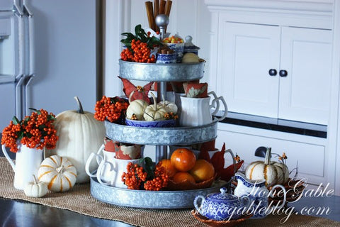 Fall Coffee Bar from StoneGable