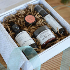 The Travel Gift Set by Milk + Honey
