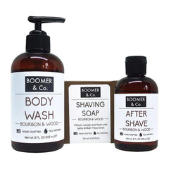 Men's Natural Grooming Kit by Boomer & co.