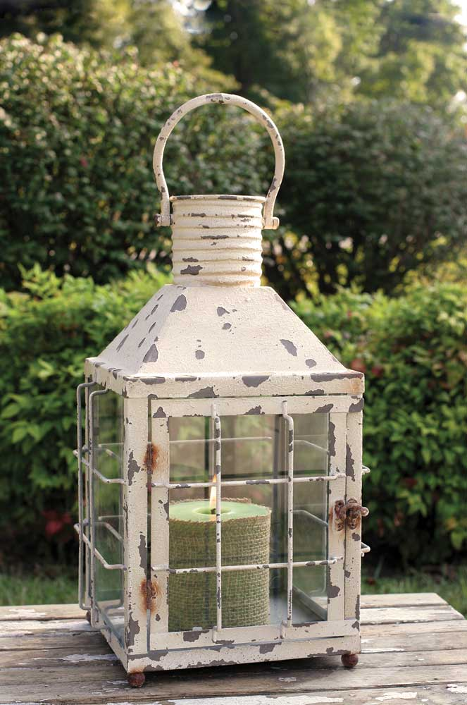 Large Railroad Lantern