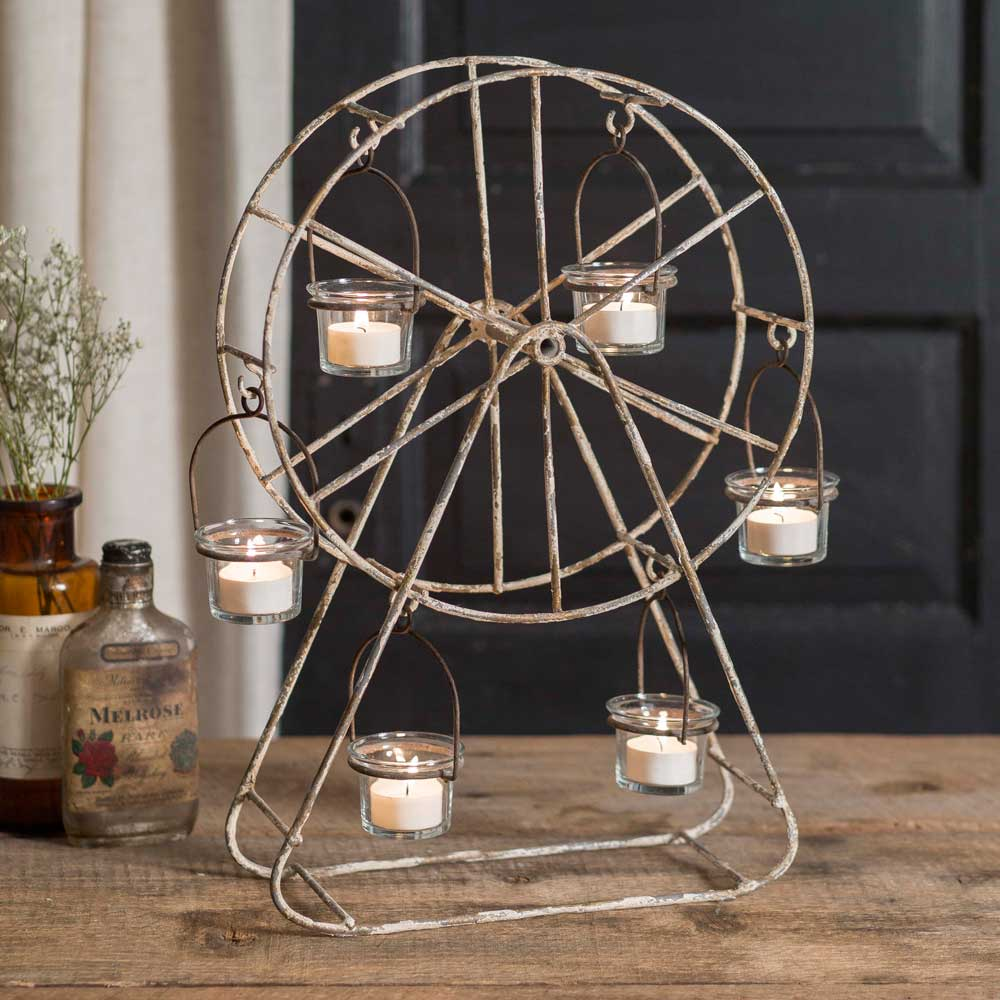 Ferris Wheel Candle Holder