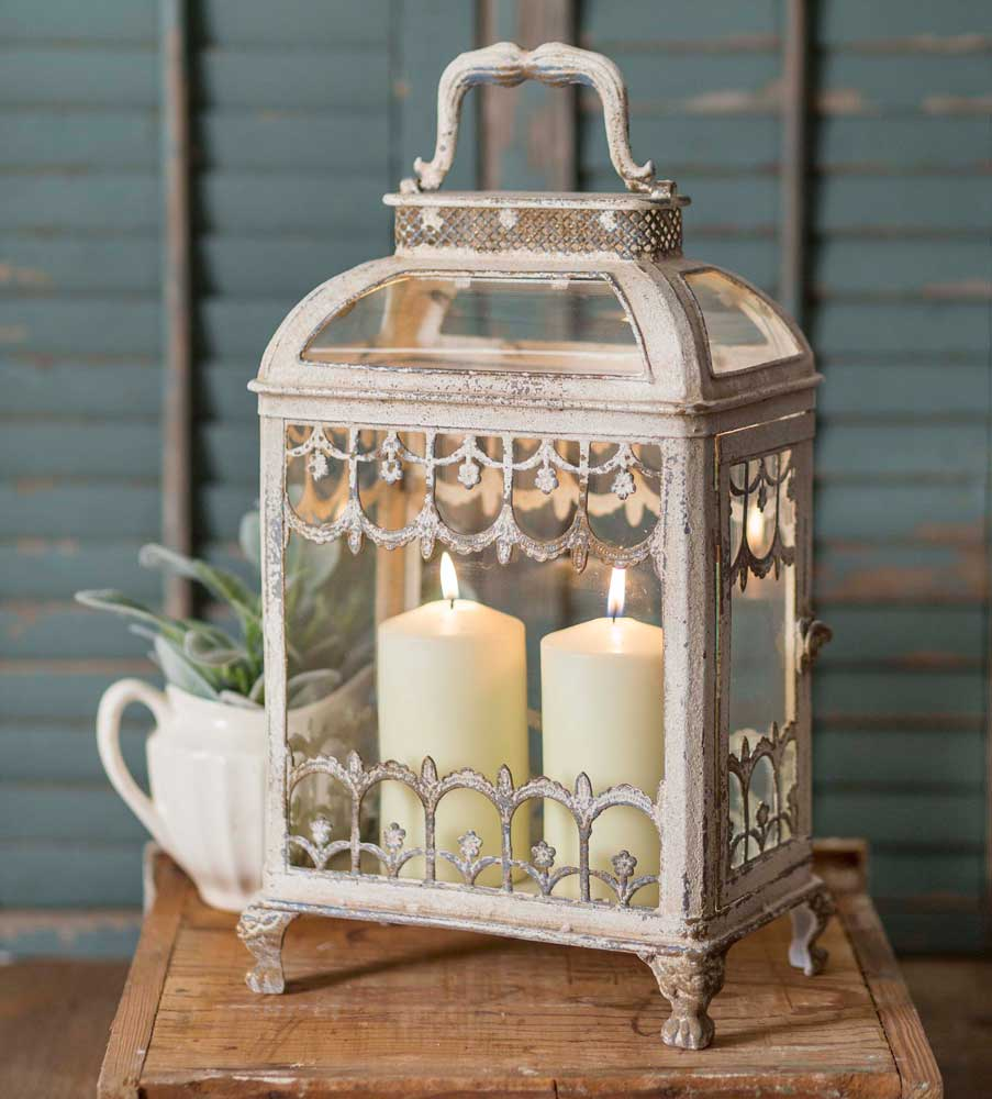 Chantilly Candle Lantern