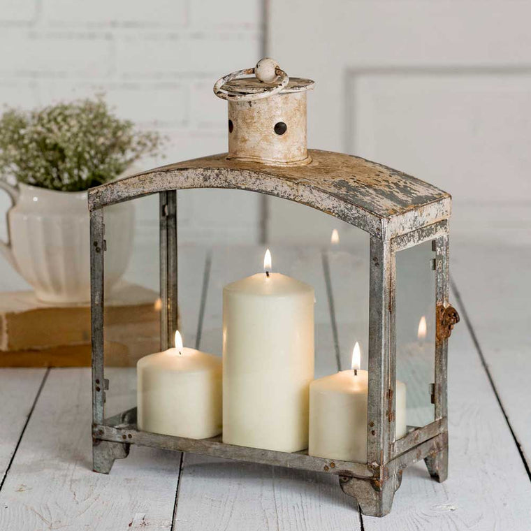 Archway Candle Lantern