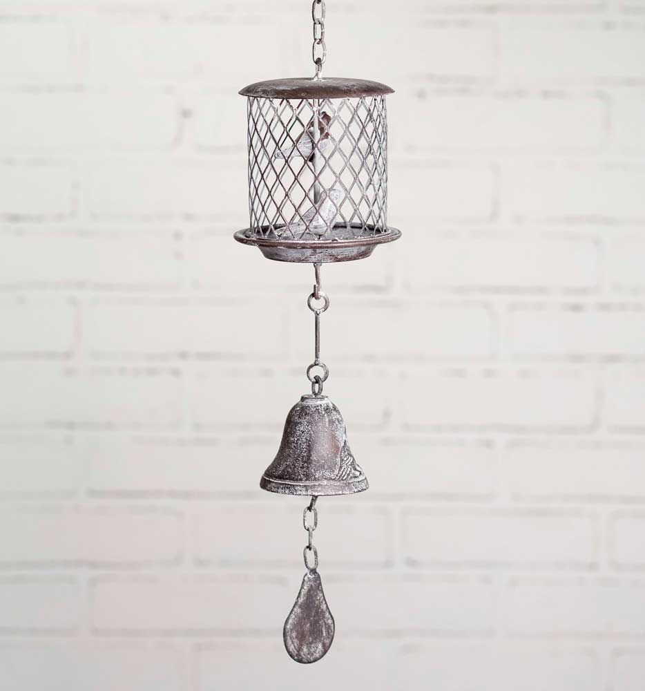 Hanging Birdcage Bell