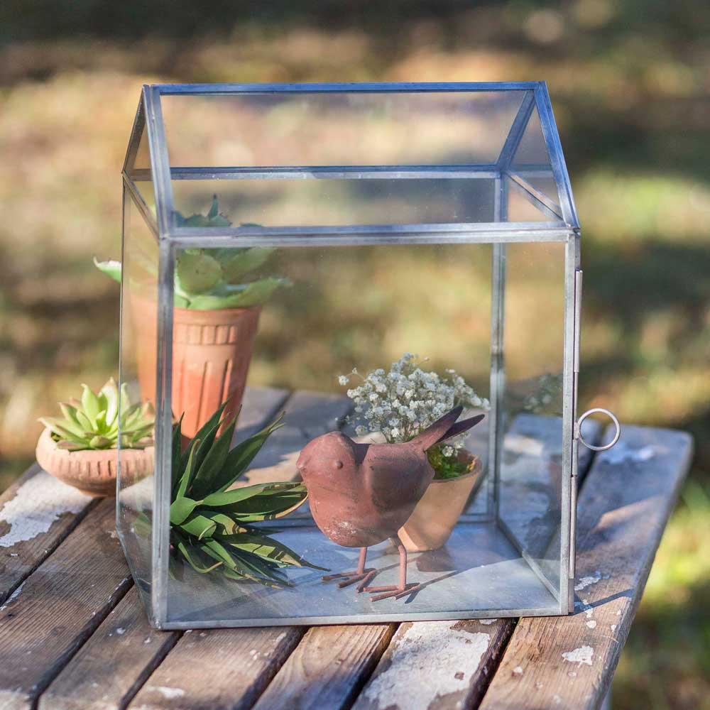 High Gable Terrarium