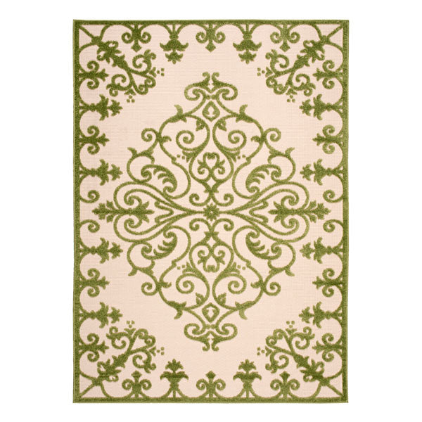 Allure Rug Green