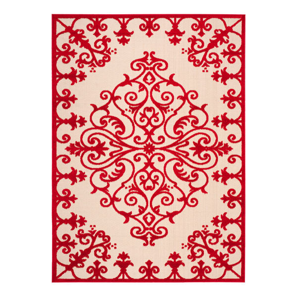 Allure Rug Red