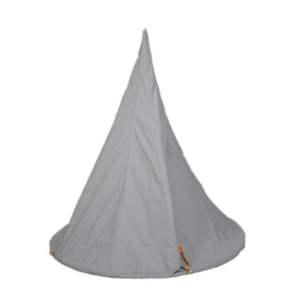 Single Cacoon Door Light Grey