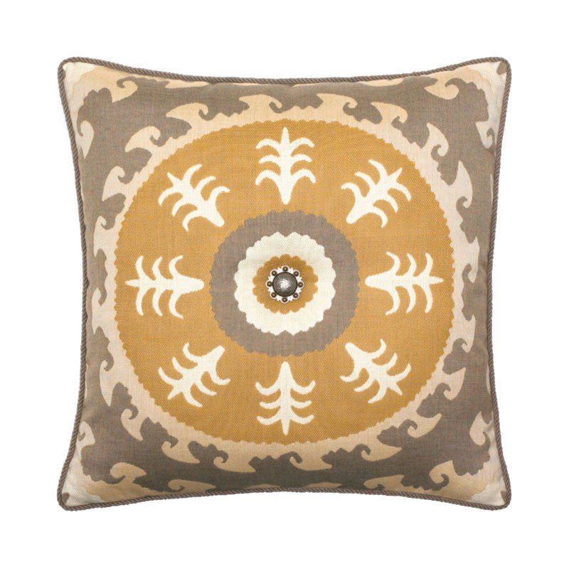 Jeweled Sedona Sun Pillow