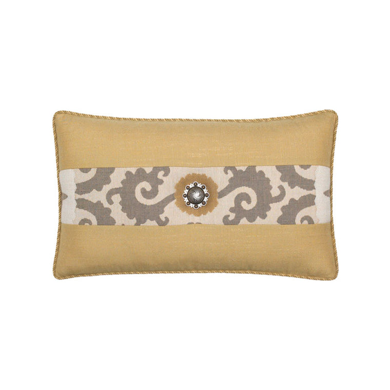Jeweled Sedona Lumbar Pillow