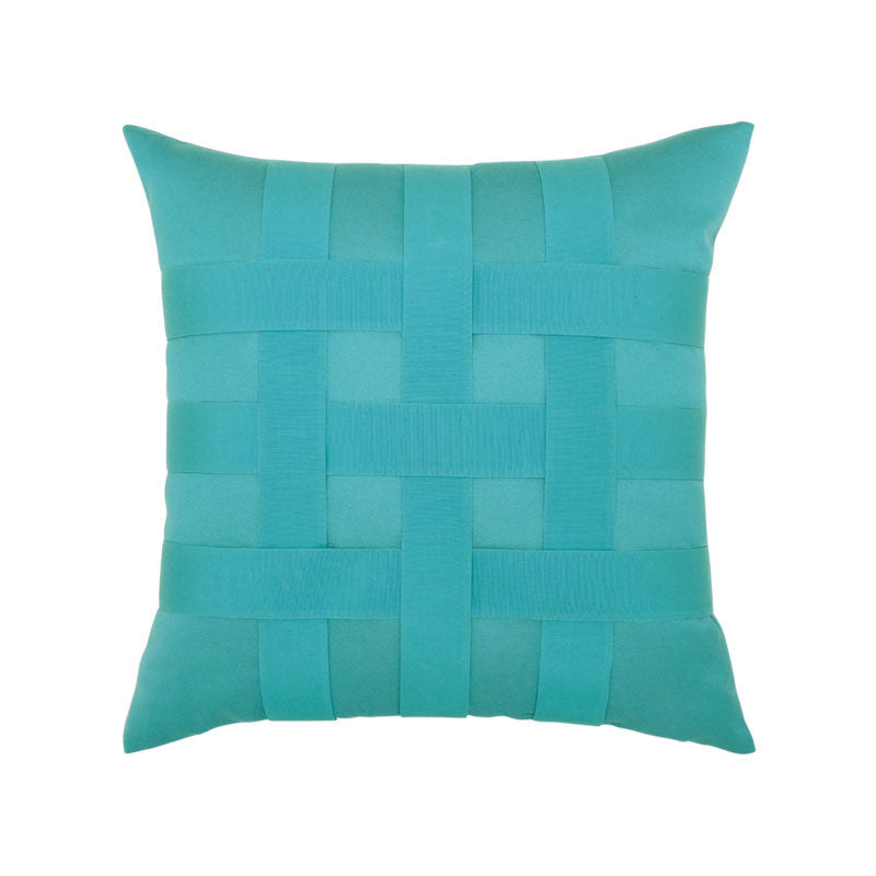 Basketweave Pillow Aruba