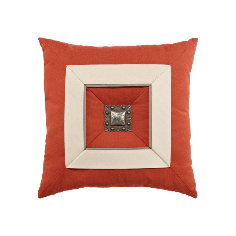 Coral Cruise Jewel Pillow