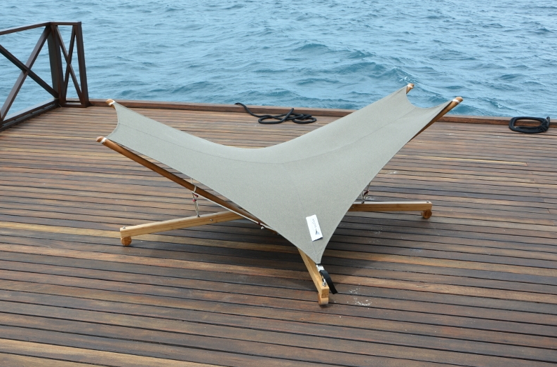Kajito Collapsible Deck Chair