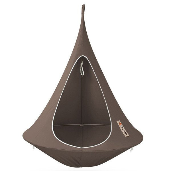 Single Cacoon Deep Taupe